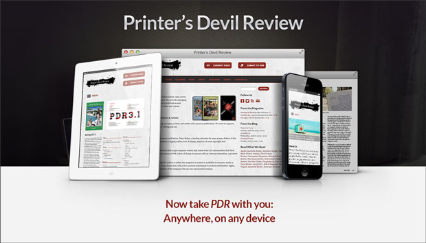 PDR Responsive